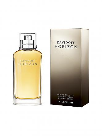 DAVIDOFF | Horizon Eau de Toilette 75ml | transparent