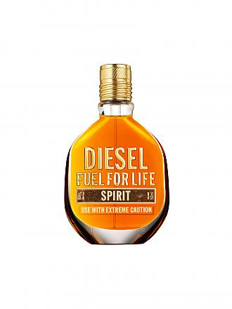 DIESEL | Fuel for Life Spirit Homme Eau de Toilette 50ml | transparent