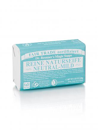 "DR. BRONNERS | Seifenblock Vegan ""Neutral-Mild"" 140g 