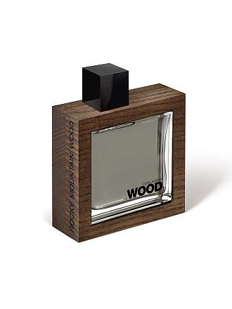 DSQUARED 2 | He Wood Rocky Mountain Wood Eau de Toilette Spray 50ml | transparent