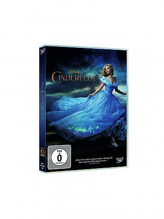 "DVD | Cinderella ""Live Action"" 