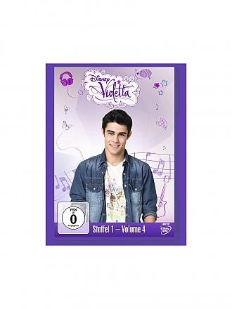 "DVD | Film - Violetta ""1. Staffel - Vol.4"" 