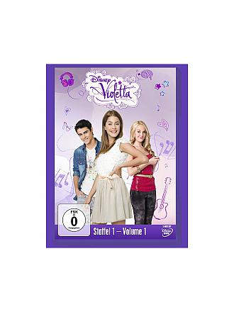 "DVD | Violetta ""1. Staffel - Vol.1"" 