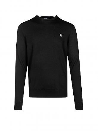 "FRED PERRY | Merino-Pullover ""K7211"" 