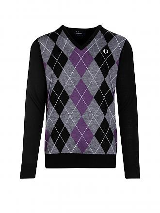 "FRED PERRY | Pullover ""Agyle K9528"" 