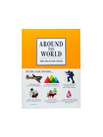 GESTALTEN VERLAG | Buch - Around the World: The Atlas for Today (Autor: Andrew Losowsky)