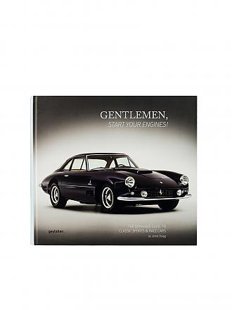 GESTALTEN VERLAG | Buch - Gentlemen, Start your Engines - The Bonhams Guide to Classic Race and Sports Cars (Autor: Jared Zaugg & Robert Klanten)