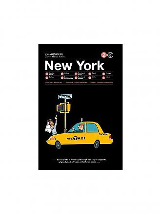 "GESTALTEN VERLAG | Buch - The Monocle Travel Guide ""New York"" (Tyler Brûlé )"