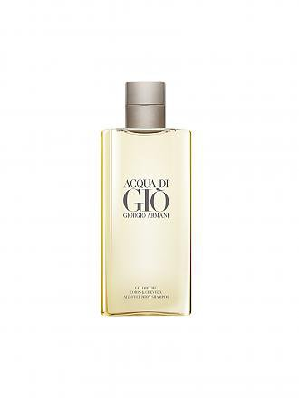 GIORGIO ARMANI | Acqua Di Gio Homme Shower Gel 200ml | transparent