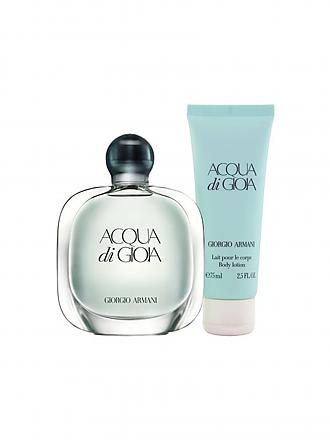 GIORGIO ARMANI | Acqua Di Gio Set - Eau de Parfum 30ml / Body Lotion 75ml | transparent