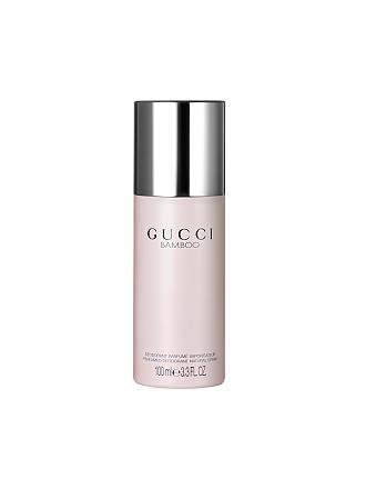 GUCCI | Bamboo Deodorant Spray 100ml | transparent