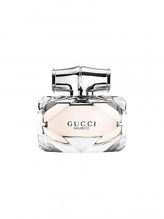 GUCCI | Bamboo Eau de Toilette Natural Spray 50 ml | transparent