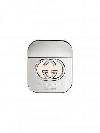 GUCCI | Guilty Platinum Edition Eau de Toilette Natural Spray 90 ml | transparent