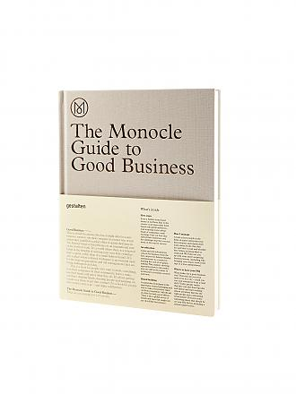 Gestalten Verlag | Buch - The Monocle Guide to Good Business (Tuck)