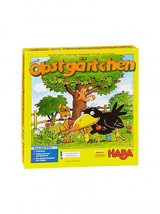 HABA | Kinderspiel - Obstgärtchen | transparent