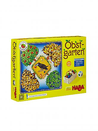 HABA | Kinderspiel - Obstgarten | transparent