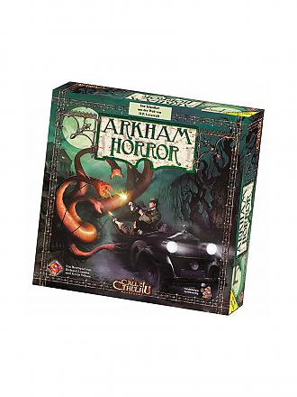 HEIDELBERGER SPIELEVERLAG | Arkham Horror (Deutsch) | transparent