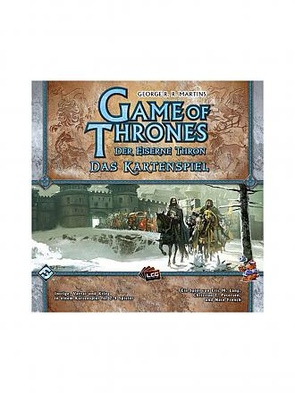 HEIDELBERGER SPIELEVERLAG | Games of Thrones - Der eiserne Thron | transparent