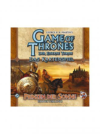 HEIDELBERGER SPIELEVERLAG | Games of Thrones - Die Prinzen der Sonne | transparent
