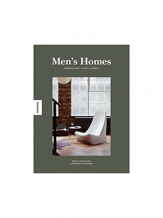 KNESEBECK | Buch - Men's Homes (Autor: Stephane Houlman, Mirko Beetschen)