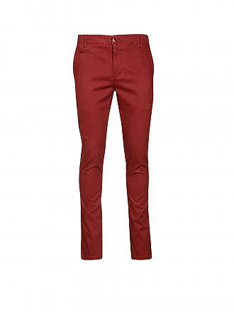 "KNOWLEDGE COTTON APPAREL | Chino Slim-Fit ""Joe"" 