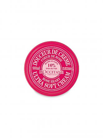 "L'OCCITANE |  Sheabutter ""Soft"" Körpercreme Rose 100ml 