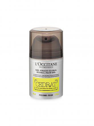 L'OCCITANE | Cédrat Gesichtsgel 50ml | transparent