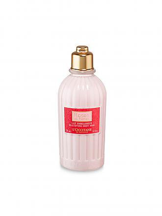 L'OCCITANE | Rose Körpermilch 250ml | transparent