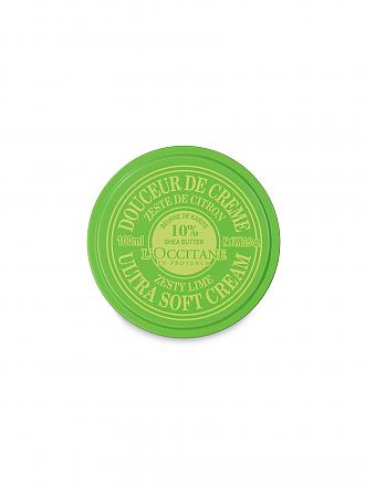 "L'OCCITANE | Sheabutter ""Soft"" Körpercreme Limette 100ml 