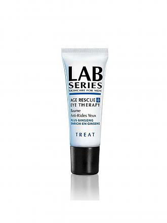 LAB SERIES | Age Rescue Eye Therapy mit Ginseng 15ml | transparent