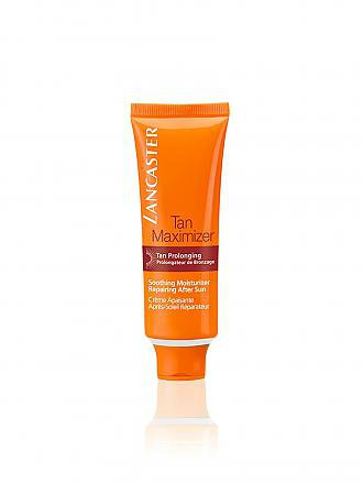 LANCASTER | Tan Maximizer - Moisturizer Face 50ml | transparent