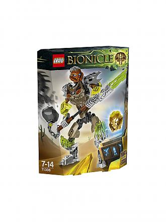 LEGO | ADVENTURE - Bionicle - Pohatu, Vereiniger des Steins | transparent