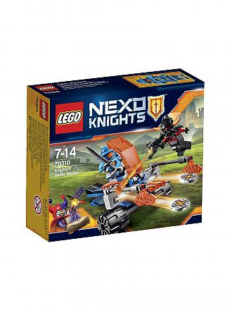 LEGO | ADVENTURE - Knighton Scheiben-Werfer Nexo | transparent