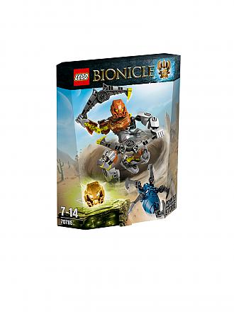 LEGO | ADVENTURE - Lewa-Meister des Steins | transparent