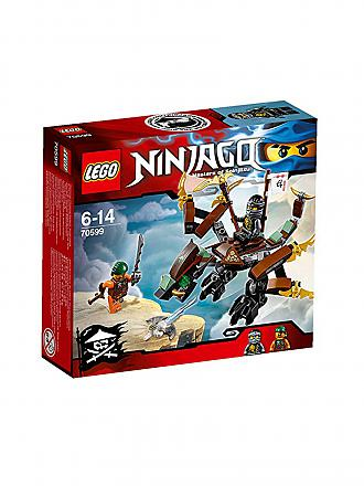 LEGO | ADVENTURE - Ninjago - Cole's Drache | transparent