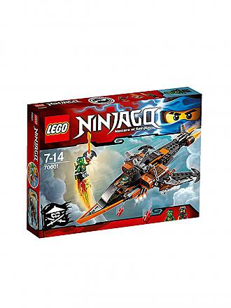 LEGO | ADVENTURE - Ninjago - Lufr Hai | transparent