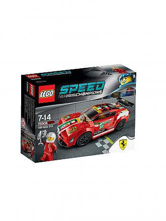 LEGO | ADVENTURE - Speed Champions-458 Italia GT2 | transparent