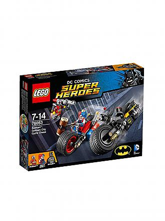 LEGO | ADVENTURE - Super Heroes - Batman Classic | transparent