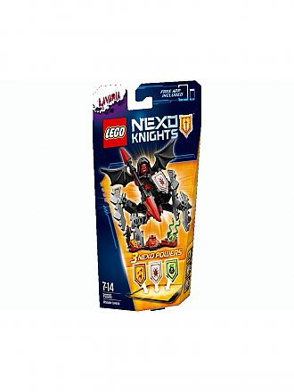 LEGO | ADVENTURE - Ultimativ Lavaria - Nexo Knights | transparent
