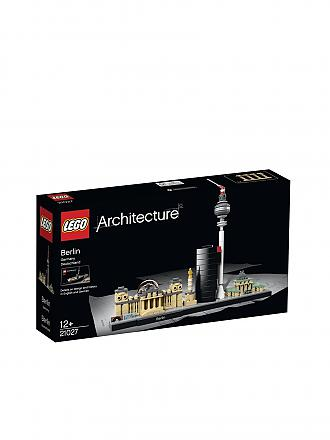 LEGO | ARCHITECTURE - Berlin | transparent