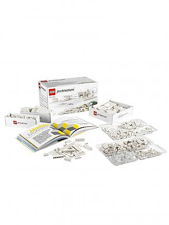 LEGO | ARCHITECTURE - Studio | transparent
