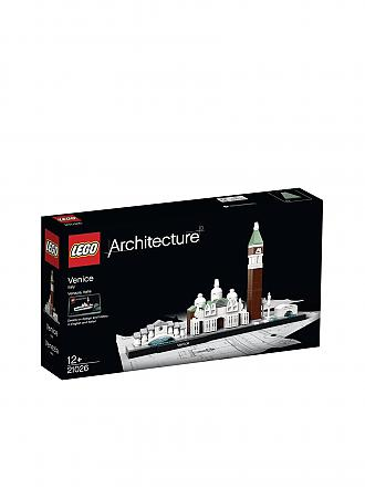 LEGO | ARCHITECTURE - Venedig | transparent