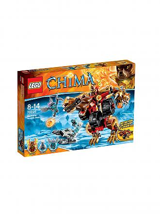 LEGO | CHIMA - Bladvics Rumble Bear | transparent