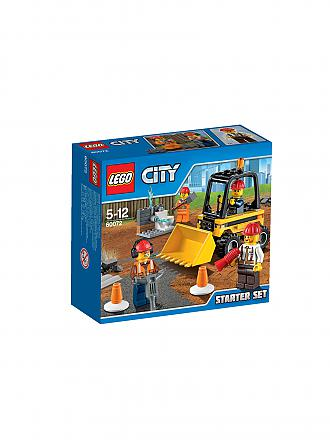 LEGO | CITY - Abriss Experten Starter-Set | transparent