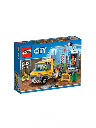 LEGO | CITY - Baustellentruck | transparent