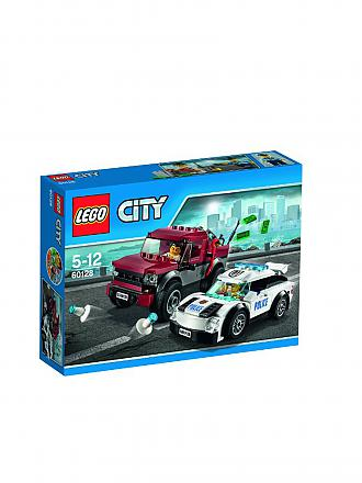 LEGO | CITY - Polizei Verfolgungsjagd | transparent