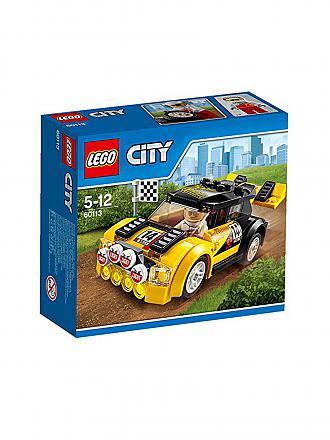 LEGO | CITY - Ralleyauto | transparent