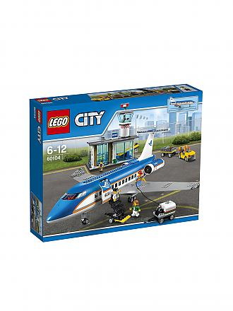 LEGO | City - Abfertigungshalle | transparent