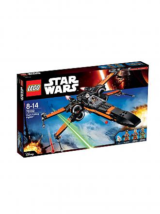 LEGO | STAR WARS - Poe's X-Wing Fighter™ | transparent