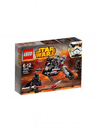 LEGO | STAR WARS - Shadow-Troopers | transparent